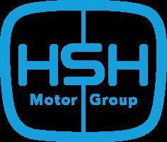 HSH Honda logo -blue